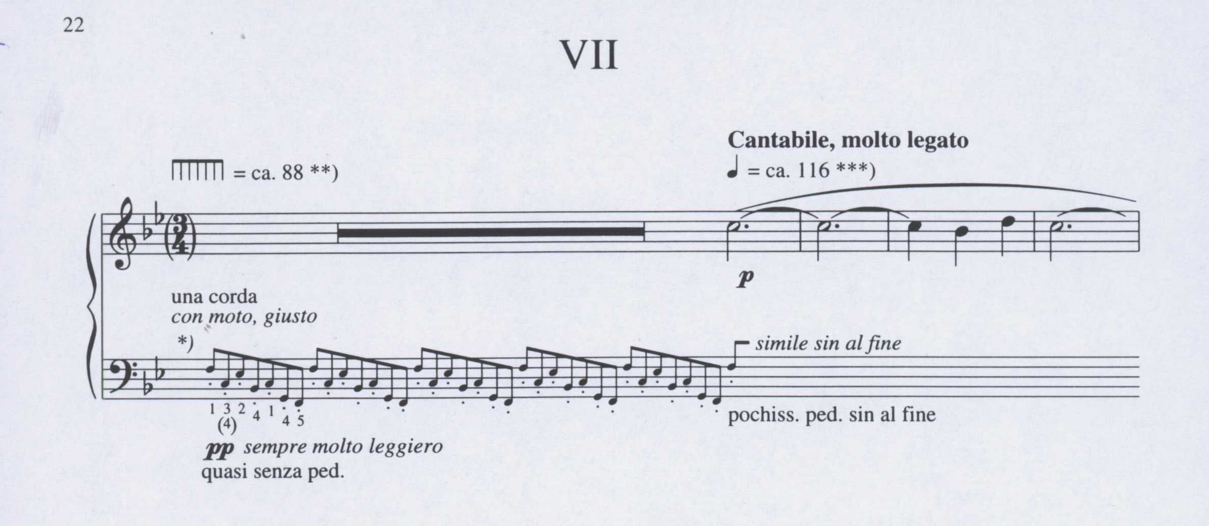 c390126ac Musica ricercata (skladba č.7). Minimalistické ostinato v ľavej ruke.